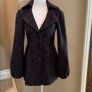 Black multi jacket
